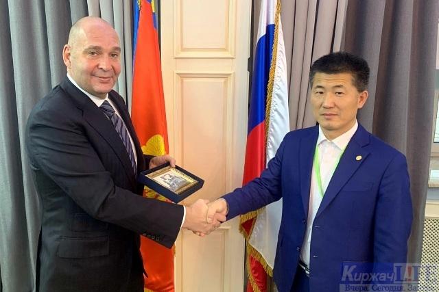 Владимирская область развивает контакты с Китаем