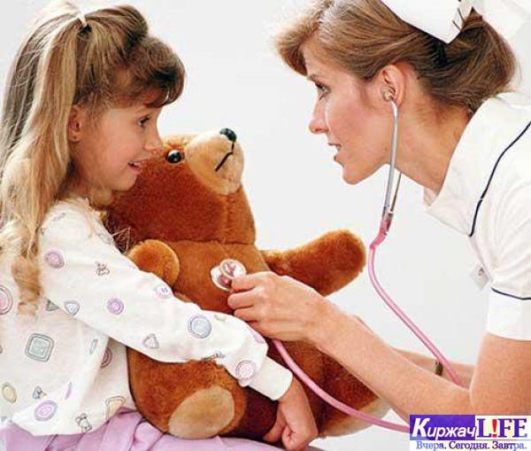 Выявлены проблемы организации медицинской помощи детям
