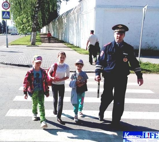 А Вы научили ребенка быть пешеходом?