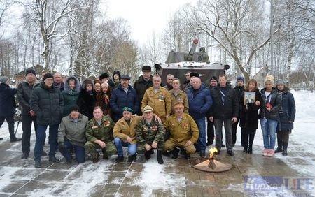 Сегодня 30 лет вывода советских войск из Афганистана. В Киржаче почтили память воинов-афганцев.