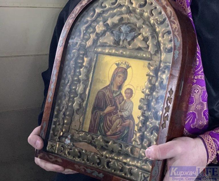 14 апреля духовенство Киржачского благочиния совершило особый Крестный ход