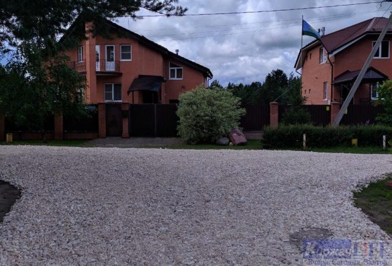 В Киржачском районе отремонтированы дороги в ряде населенных пунктов
