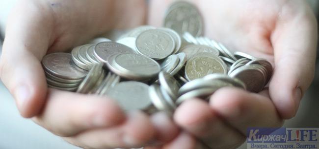Прожиточный минимум во Владимирской области за второй квартал 2020 года составил 11093 рубля