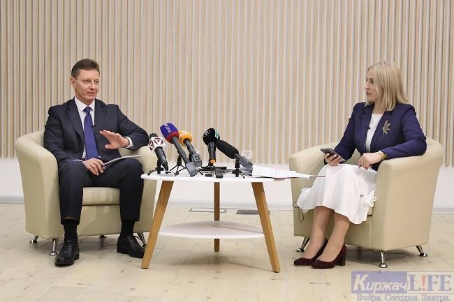 Владимир Сипягин пообещал снятие коронавирусных ограничений