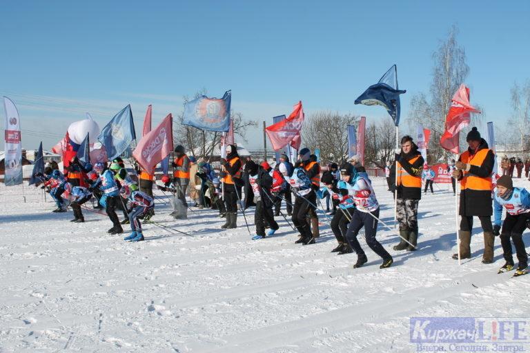 21-й лыжный марафон прошел в Киржаче