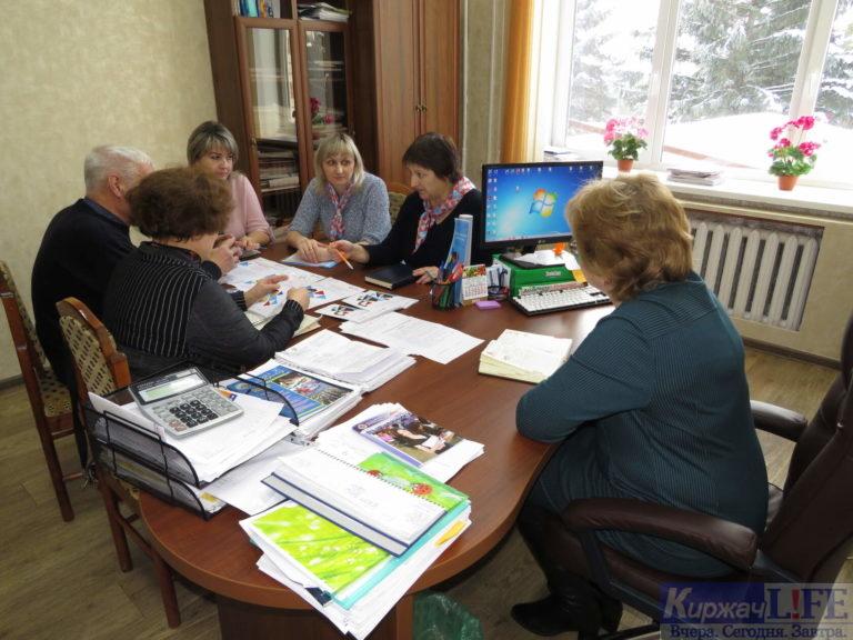 Круглый стол «Хлеб — всему голова» прошел в Киржачском машиностроительном колледже