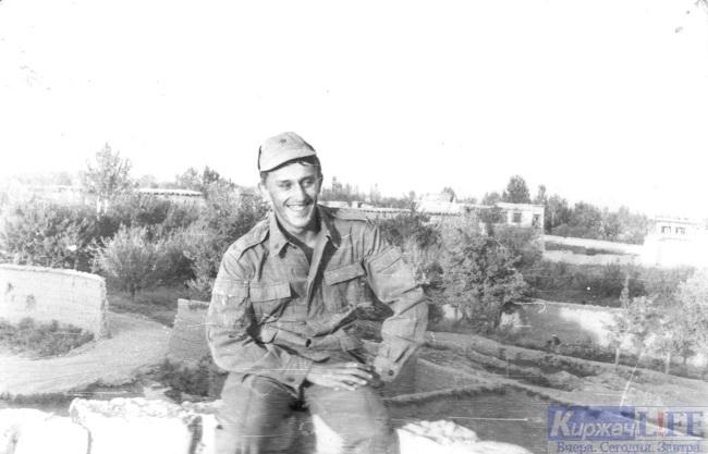 Ко дню памяти воинов-интернационалистов
