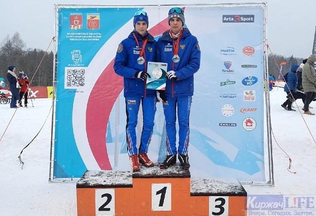 Спортсмены клуба им. Михаила Серегина достойно выступили на лыжном марафоне «Александровская слобода»