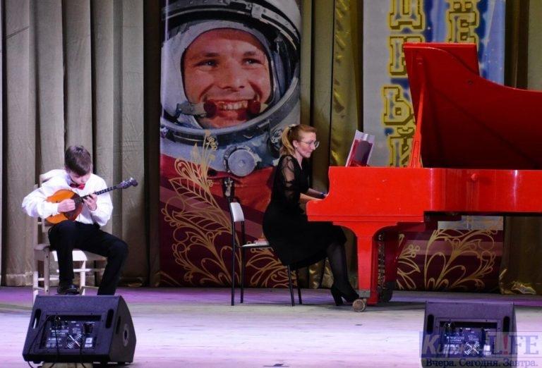 В Киржаче прошел XVIII Межрегиональный фестиваль искусств «Звёздный полёт»