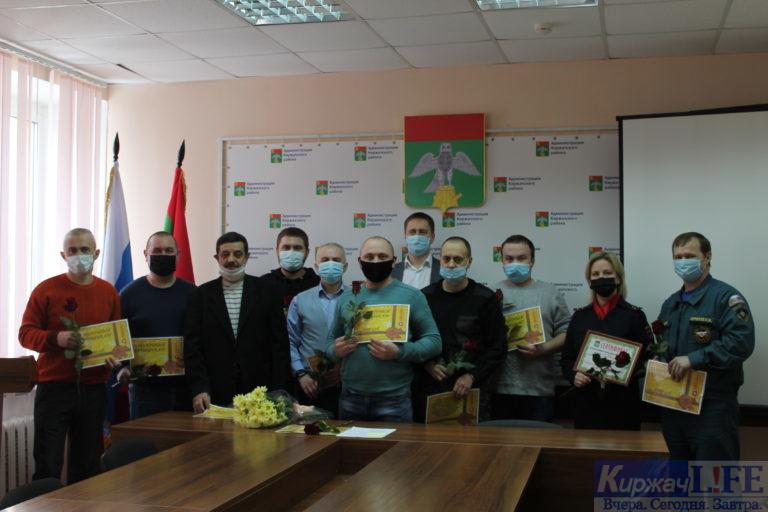 Илья Букалов встретился с народными дружинниками